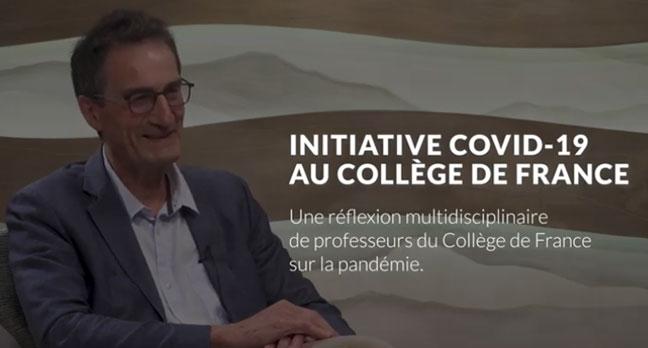 Initiative Covid-19 au Collège de France