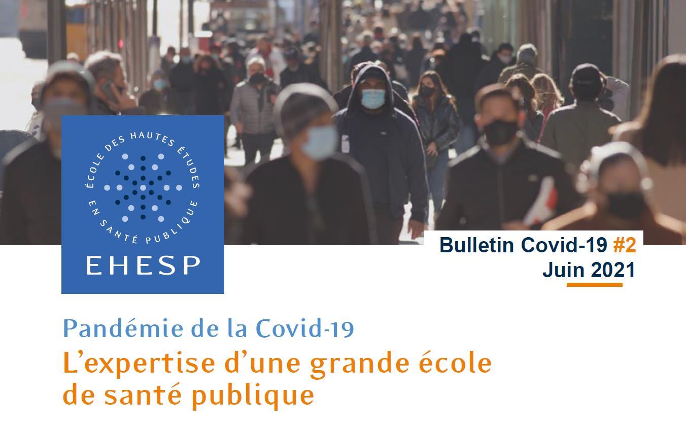 Bulletin Covid-19 EHESP 2