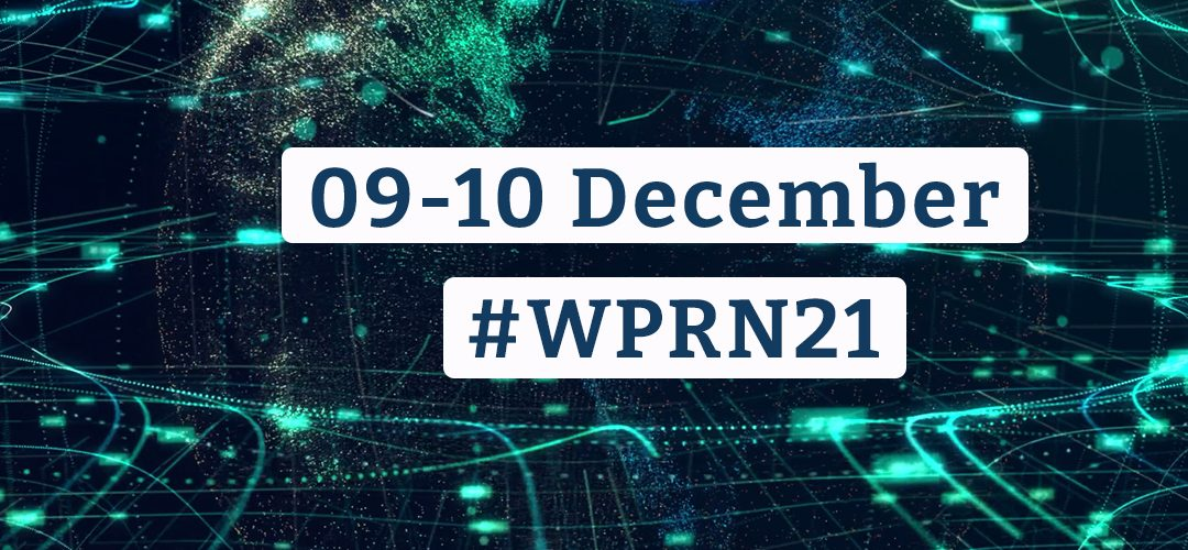 #WPRN21 : Les 9 & 10 décembre, une conférence internationale sur les impacts du Covid-19